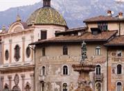 Trento – storia, natura e il Palio dell'oca - Trento