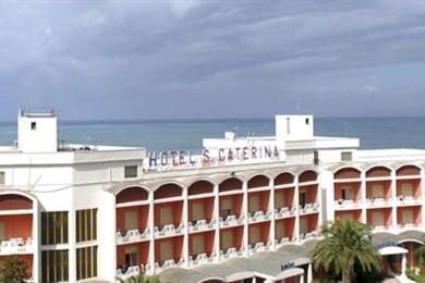 Hotel Santa Caterina Village - View