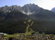San Candido e i Monti Pallidi - Val Pusteria