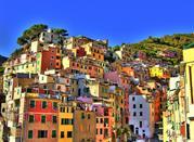 Riomaggiore,antico borgo delle Cinque Terre - Riomaggiore