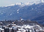 Winter Sports And History Combine In Val di Fiemme - Trentino Alto Adige - Val di Fiemme