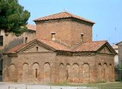 The Mausoleo of Galla Placidia - Ravenna
