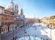 Un escenario artístico y cultural - Roma