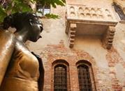 Juliet's balcony - Verona