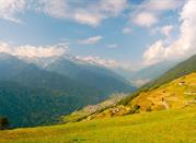 La Val di Sole è una valle del Trentino - Val di Sole