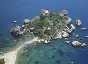 Isola Bella, the pearl of Mediterranean Sea - Taormina