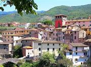 Loro Ciuffenna, una ciudad en medio de las montañas - Loro Ciuffenna