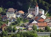 Golf spielen in dem Pustertal - Urlaub mit Klasse in Bruneck - Brunico