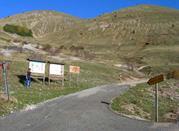 Escursione al Monte San Franco dal Passo delle Capannelle  - L'Aquila