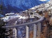 Saint-Rhémy-en-Bosses:una suggestiva località per lo sci nordico - Saint Rhemy En Bosses