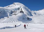 Monterosa Ski, un vaste domaine perché dans les Alpes - Monterosa Ski