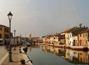 Cesenatico, bourg de pêcheurs - Cesenatico