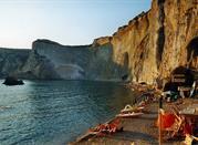Chiaia di Luna's beach - Ponza