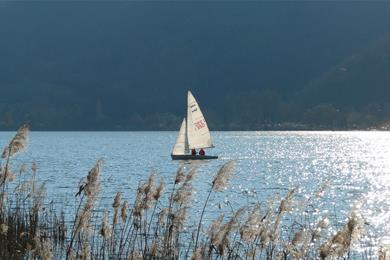 Il lago di Arcugnano