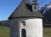 Dobbiaco ed il sentiero di meditazione a San Pietro in Monte - Val Pusteria