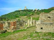 Elea-Velia importante zona archeologica dell'antica Grecia - Ascea