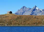 Escursione al Rifugio Bertacchi e Passo Niemet da Montespluga -