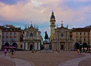 Kirche San Carlo - Torino