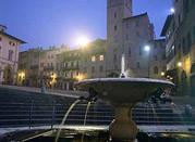 Piazza Grande ad Arezzo - Arezzo