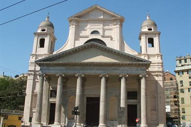 Basilica Santissima Annunziata del Vastato