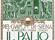 El Palio de Siena - Siena