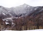 Escursione al Monte Bano da Montoggio - Montoggio