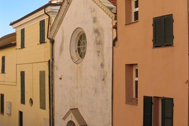 La chiesa e casa natale di San Leonardo