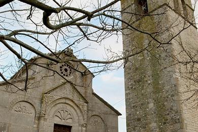 Chiesa medievale di Santa Maria della Strada