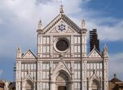 The Basilica of Santa Croce - Firenze