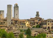San Gimignano, die Stadt der Türme - San Gimignano