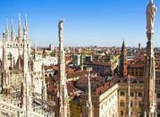 Milao: O Duomo - Milano