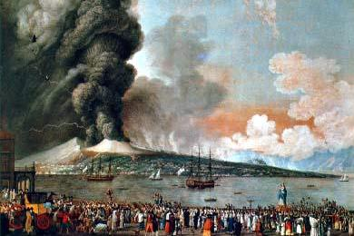 Eruption of Vesuvius of 1794