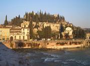 Entre puentes y colinas - Verona