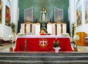 El Santuario de la Virgen Pelegrina - Padova