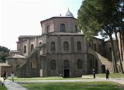 Saint Vitale's Church and Galla Placidia Mausoleum - Ravenna