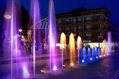 Piazza delle Fontane