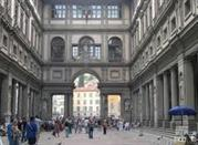 The Uffizi Gallery in Florence - Firenze