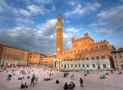 Siena: la città medievale  - Abbadia di Montepulciano
