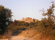 La tranquillità toscana dell'antica Murlo - Murlo