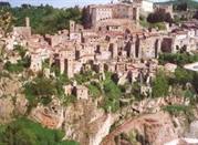 Sorano e Il Parco Archeologico - Sorano