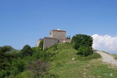 Esterno del Forte Diamante (Genova)