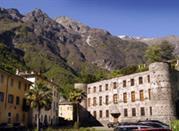 Valtellina: Kunst und Kultur - Abbadia Cerreto