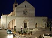 La Basilica di Santa Chiara - Assisi