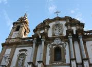 Iglesia  de Santo Domingo - Palermo