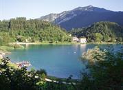 Ledro Valley: clear lake waters in Alpine surroundings - Ledro