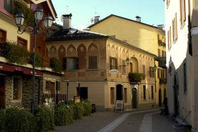 Centro storico di Bormio