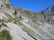 Escursioni sulla vetta sul Corno Grande (Gran Sasso) - Parte 1 - Abazia di Sulmona