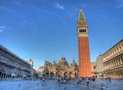 Plaza de San Marcos - Venezia