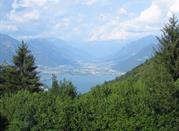 Lago d'Iseo e la sua isola maggiore - Lago d'Iseo