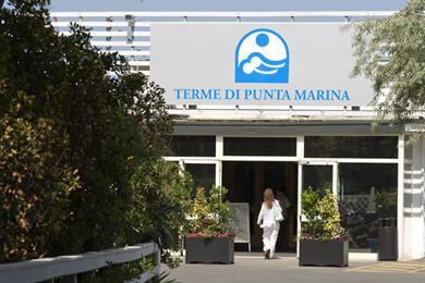 Terme di Punta Marina